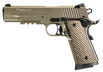 45ACP 1911 45ACP NICKEL 5 BBL