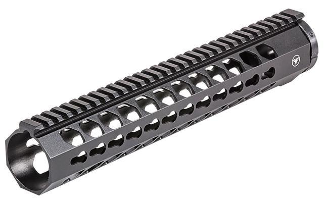 EDGE AR-15 6061-T6 ALUMINUM BLACK FOREND KEYMOD