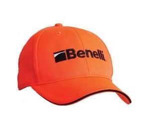 Orange Logo Hat