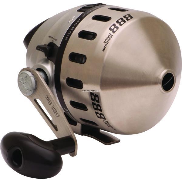 888 Spincast Reel W/Magnum Drive 25lb