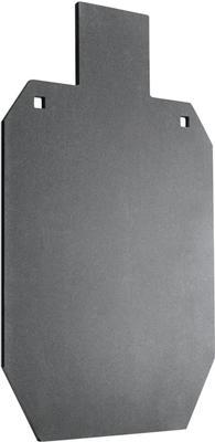 AR500 STEEL TARGET 33% IPSC SILHOUTTE
