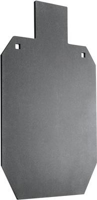 AR500 STEELTARGET 66% IPSC SILHOUETTE