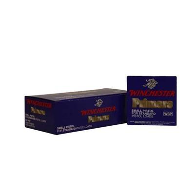 WSP SMALL PISTOL PRIMERS 100CT