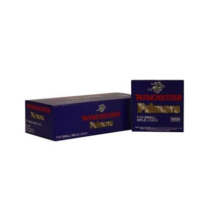 WSR SMALL RIFLE STND PRIMERS 100 CNT
