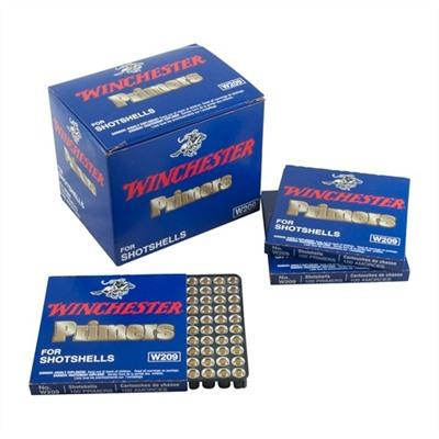 209 SHOTSHELL PRIMERS 100 CNT
