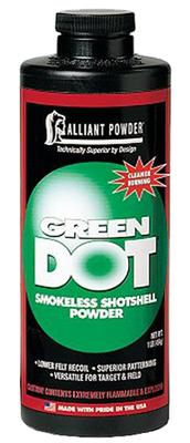 GREEN DOT 1LB POWDER