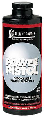 POWER PISTOL 1LB POWDER