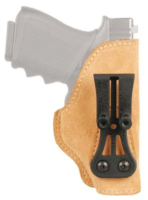 5-SHOT REVOLVER TUCKABLE RH TAN
