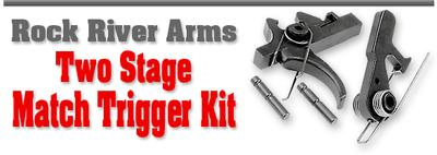 TWO STAGE VARMINT TRIGGER KIT