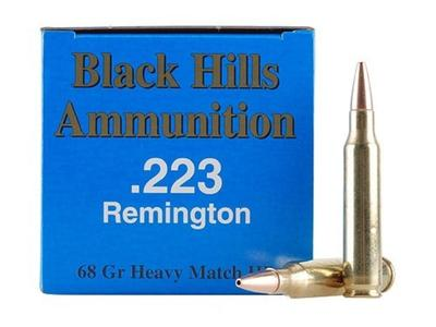 223 REM 68 GRAIN HOLLOW POINT