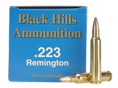 223 REM 55 GRAIN SOFT POINT