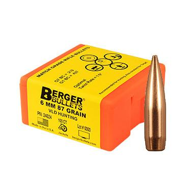 6MM 87GR VLD HUNTING 100CT