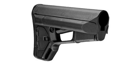 ACS STOCK MIL SPEC BLK