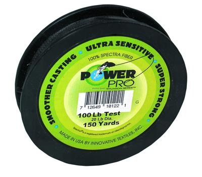 POWER PRO 100LB MOSS GREEN