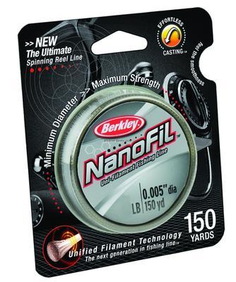 NANOFIL 10LB 150 YARDS