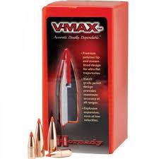 22CAL V-MAX 35 GRAIN 100 BULLETS