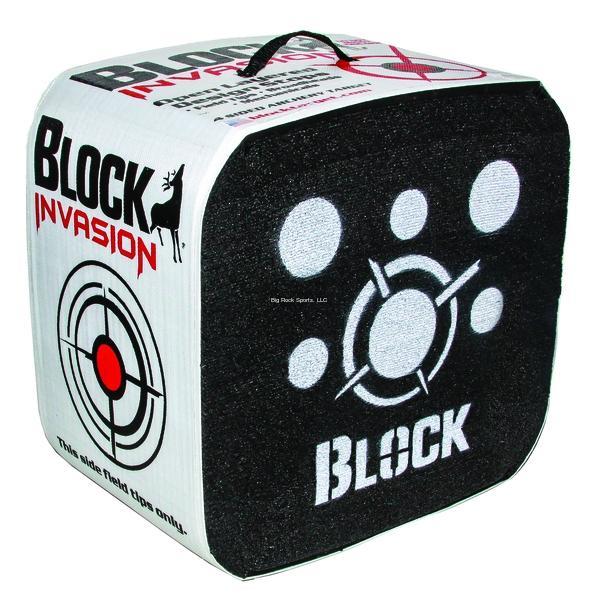 Block Invasion 16 Layered Target