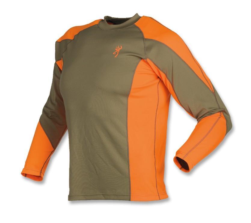 Nts Upland Shirt Tan/Org Large