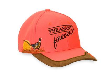 PHEASANTS FOREVER LOGO CAP