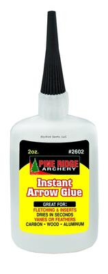 INSTANT ARROW GLUE 2 OZ