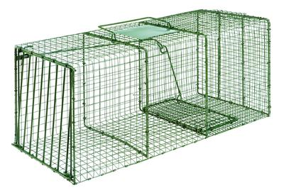 HEAVY DUTY CAGE TRAP 36X15X14