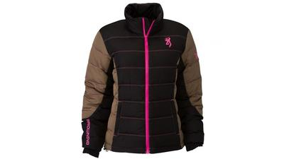 HELLS BELLS DOWN JACKET LAR