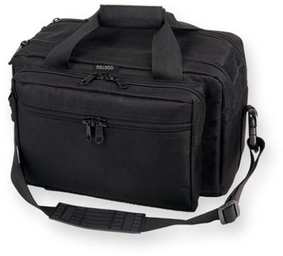 XL DELUXE RANGE BAG BLACK
