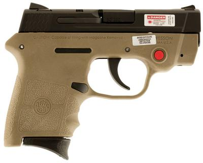 380ACP BG-380 FDE W/CRIMSON TRACE