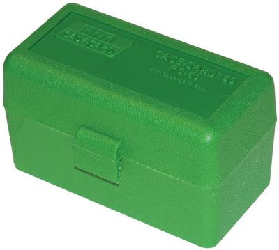 FLIP TOP AMMO BOX 50RNDS 270/30-06 GREEN