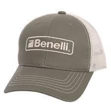 BENELLI LOGO HAT OLIVE
