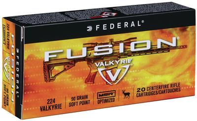 224 VALKYRIE 90GR SP FUSION