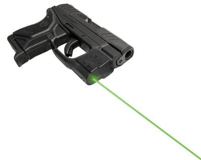 REACTOR 5 GREEN LASE RUGER LCP2