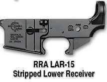 STRIPPED LOWER RECEIVER MULTI CAL
